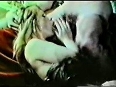 1970s cocksucking porn with a pretty blonde giving a world class blowjob
