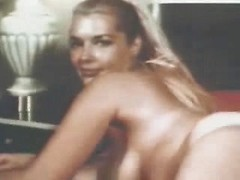 Vintage beauty compilation with classic girls in lingerie sharing their natural tits