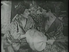 Erotic vintage sex scene with hairy pussy play and great hardcore sex
