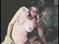 Very hot old porn session with juicy MILF riding hard hairy cock till orgasming