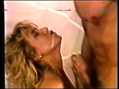 Mindblowing retro porn session with nice amateur slut drilled hard in her hairy twat