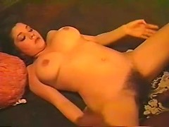 Amazing vintage fuck my wife porn with cuckolding slut black fucked and creampied